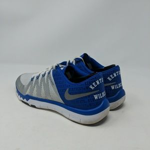 Nike Air Free Trainer 5.0 Kentucky Wildcats size 9
